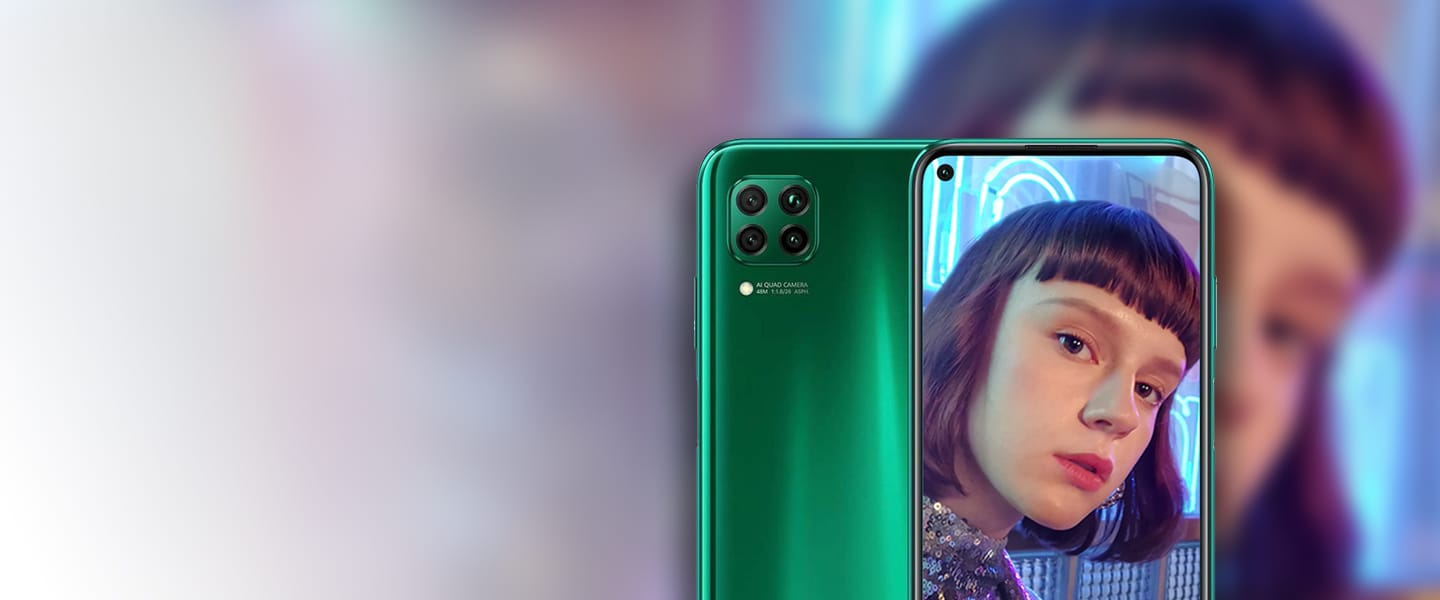 undefined Get the Huawei P40 Lite Now.